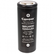 АКБ 26650 Keeppower IMR 5200Mah 30 A